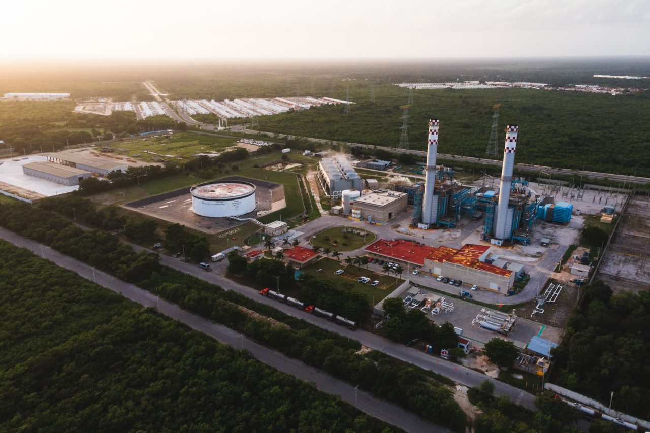 Termoeléctrica AES Mérida III cumple 21 años
