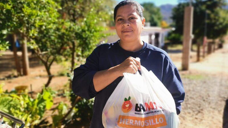 Recibe Red de Banco de Alimentos apoyo de Soriana Fundación