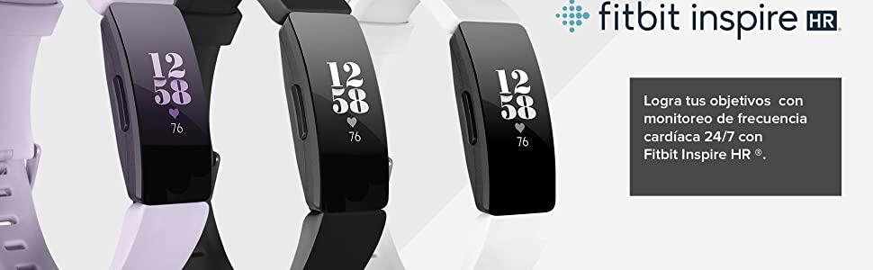 Fitbit Inspire a prueba mejora tu salud